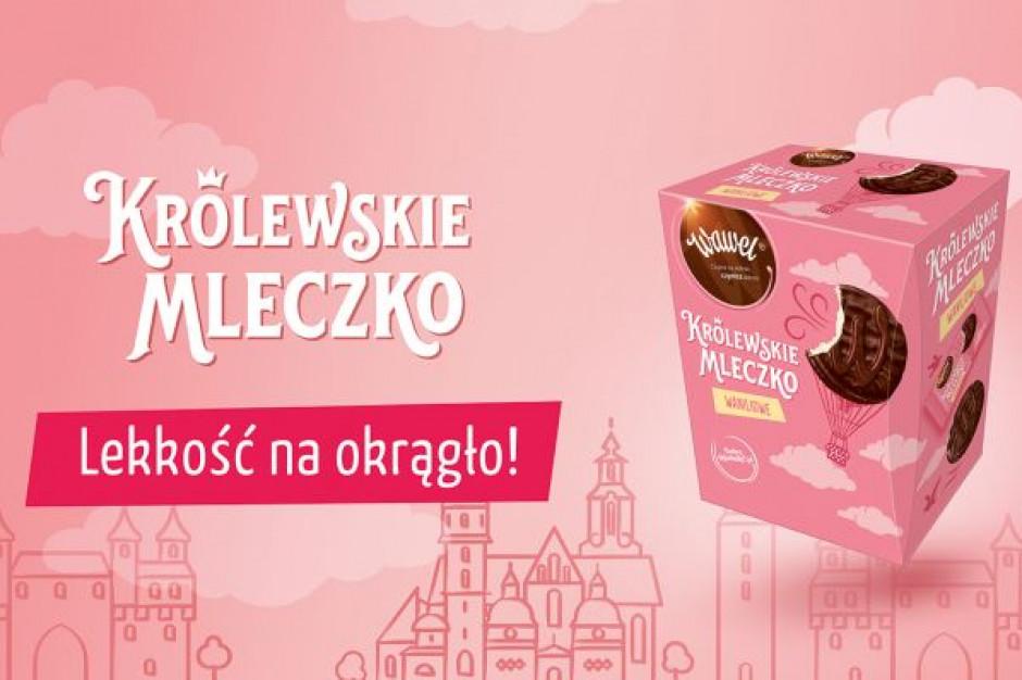 Nowość od marki Wawel - Królewskie Mleczko Waniliowe