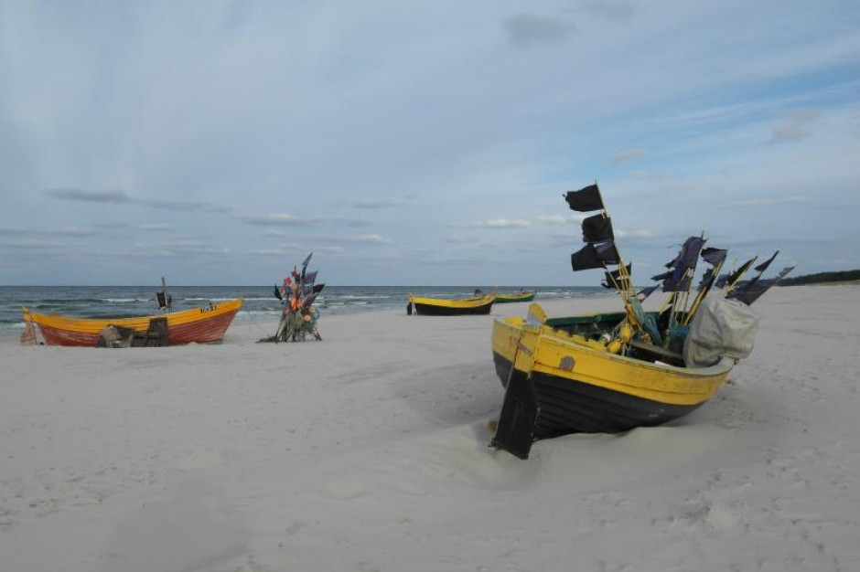 KE za wsparciem rybaków, którzy nie mogą łowić dorsza w Bałtyku