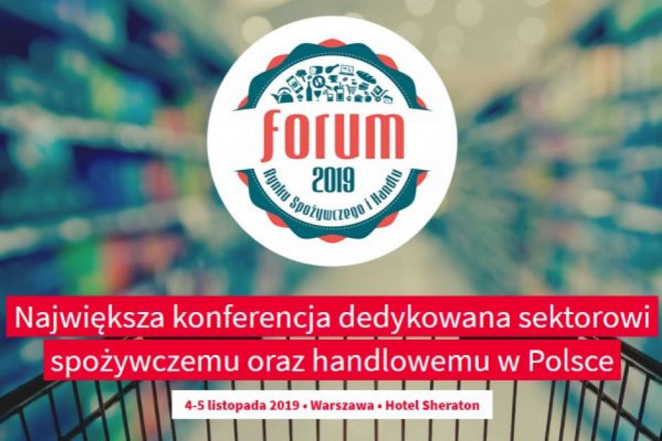 Dziś drugi dzień XII Forum Rynku Spożywczego i Handlu!
