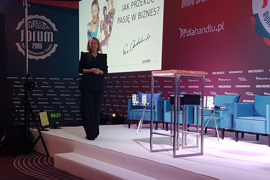 Ewa Chodakowska na XII FRSiH: Pasja to podstawa podstaw i sukces w biznesie