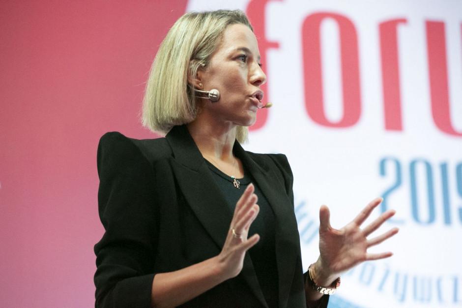 Ewa Chodakowska na XII FRSiH: Trzeba być najlepszą wersją siebie, a pasja przerodzi się w biznesowy sukces