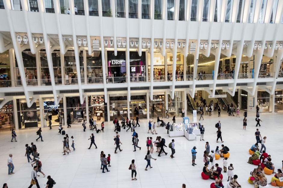 Najnowocześniejsze centra handlowe to miejsca tworzone z myślą o przyszłości obecnych i następnych pokoleń