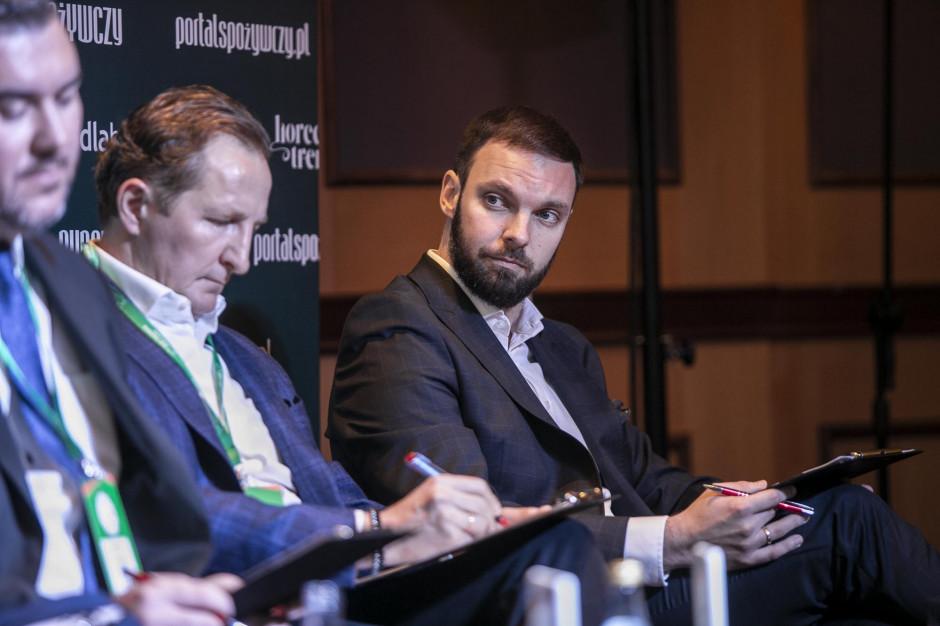 Łukasz Targoszyński, Baker McKenzie na FRSiH: Warto brać przykład ze start-upów