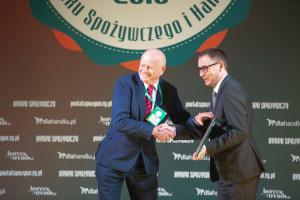 Zdjęcie numer 1 - galeria: FRSiH 2019: Wręczono Nagrody Rynku Spożywczego 2019 (galeria zdjęć)
