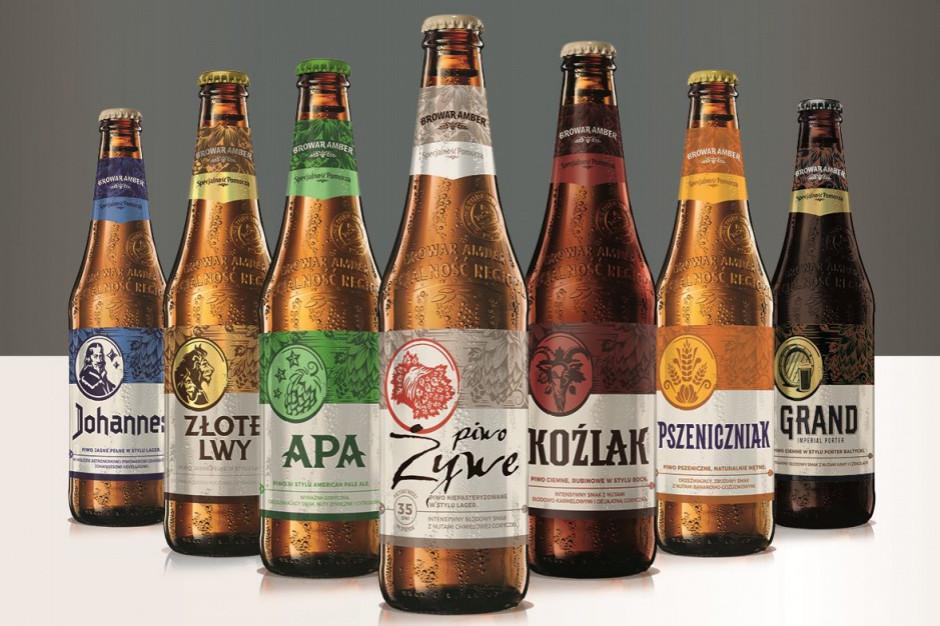 Browar Amber celuje w gusta piwoszy z zimową ofertą piw
