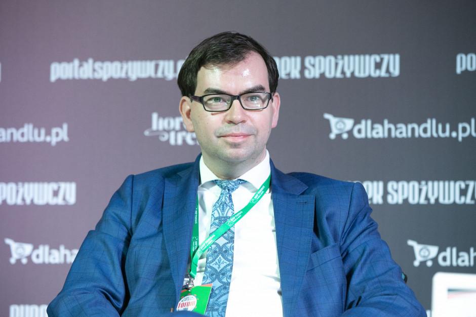 Adam Mokrysz na FRSiH 2019: Rynek żywności funkcjonalnej w Polsce wart ok. 3,6 mld euro (wideo)