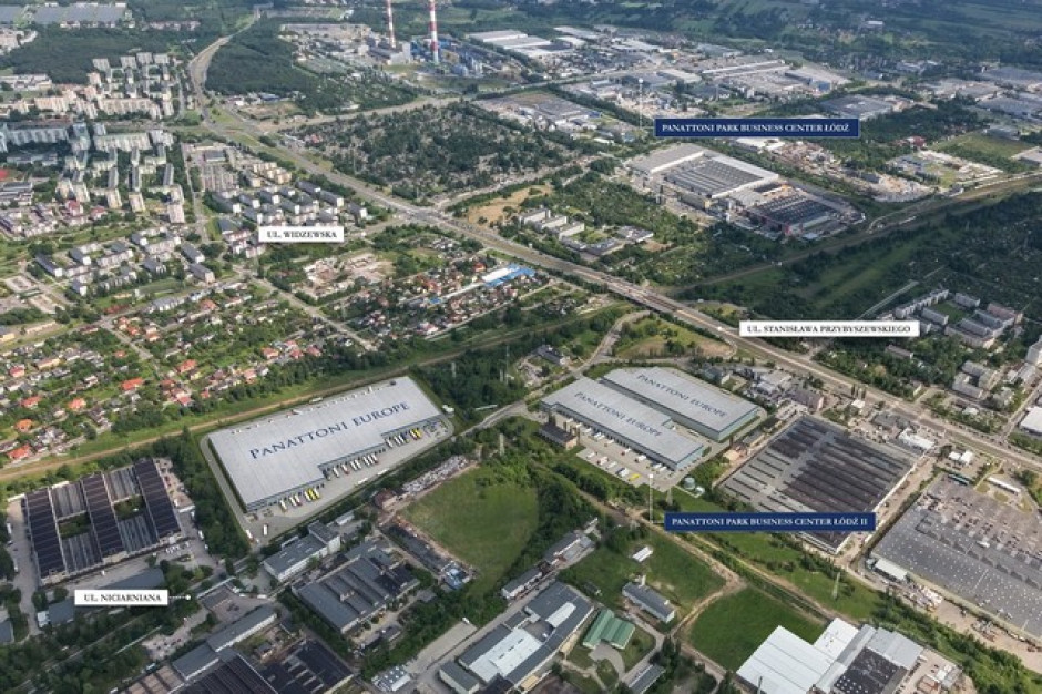 Panattoni Europe przebuduje 12 000 m kw. pod fabrykę Sealed Air w Łodzi