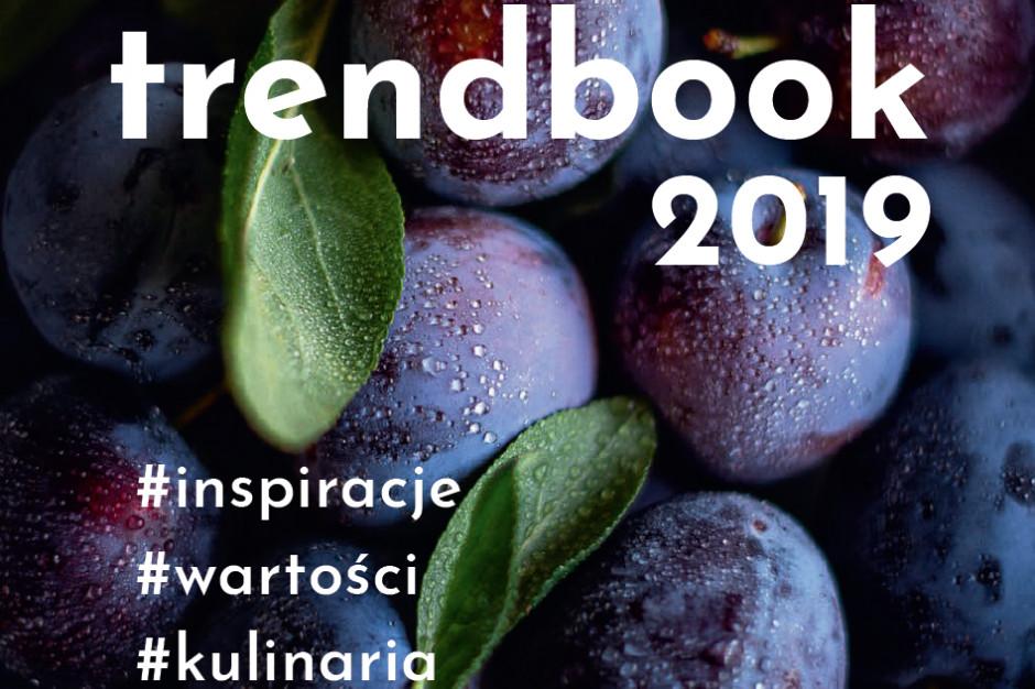 TRENDBOOK 2019 #inspiracje #wartości #koncepty #kulinaria