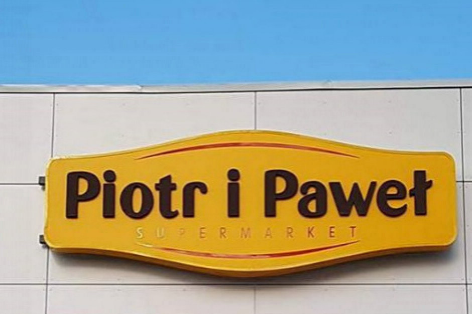 Rebranding sklepów Piotr i Paweł pod hasłem Świeżo