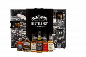 Jack Daniel's stworzył świąteczny kalendarz