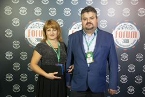 Zdjęcie numer 12 - galeria: Forum Rynku Spożywczego i Handlu 2019 na ściance. Zobacz zdjęcia!