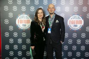 Zdjęcie numer 22 - galeria: Forum Rynku Spożywczego i Handlu 2019 na ściance. Zobacz zdjęcia!