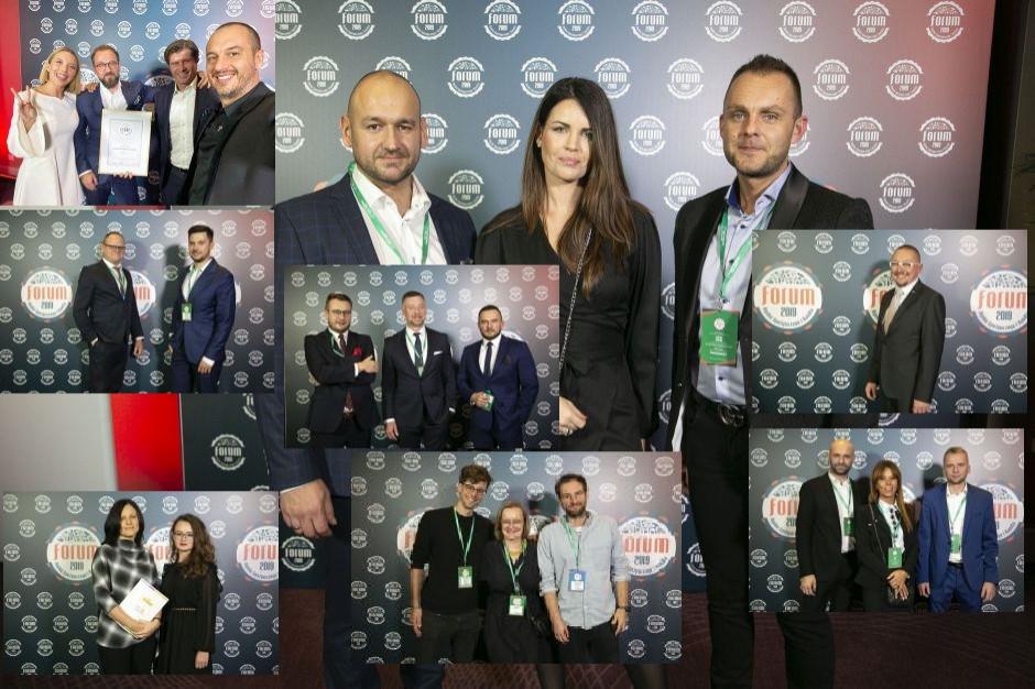 Forum Rynku Spożywczego i Handlu 2019 na ściance. Zobacz zdjęcia!
