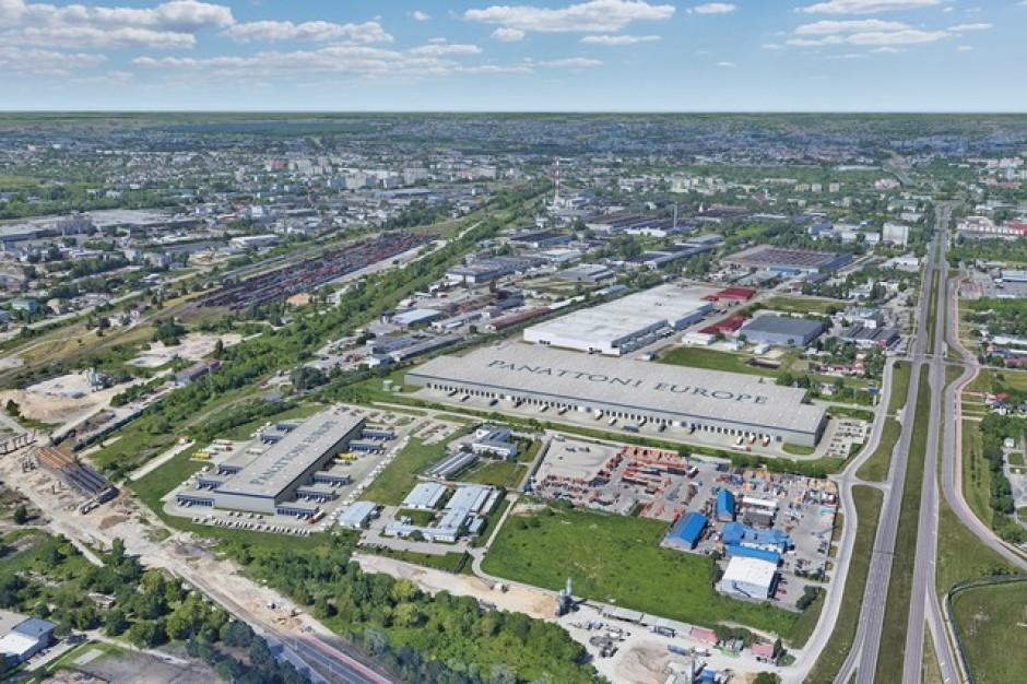 Panattoni kontynuuje inwestycje w Lublinie