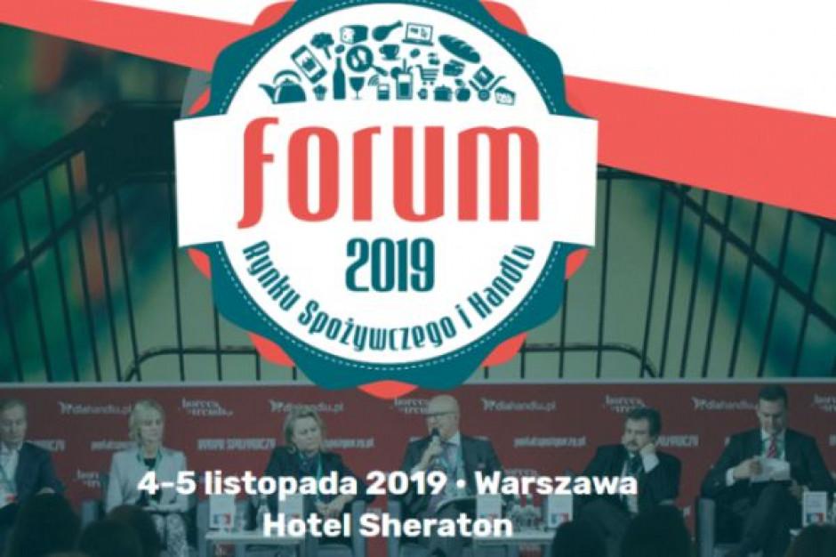 XII Forum Rynku Spożywczego i Handlu - zobacz relacje i podsumowania debat!