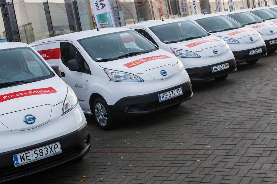 Poczta Polska stawia na elektromobilność