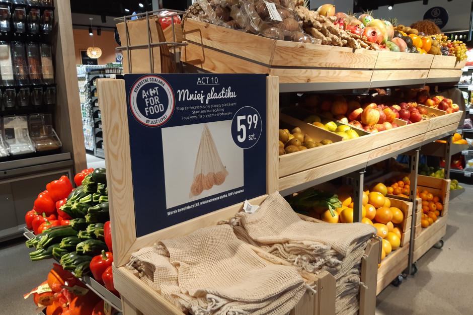 Carrefour otwiera w Polsce nowy format sklepów z żywnością BIO (galeria zdjęć)