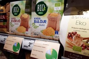 Zdjęcie numer 11 - galeria: Carrefour otwiera w Polsce nowy format sklepów z żywnością BIO (galeria zdjęć)