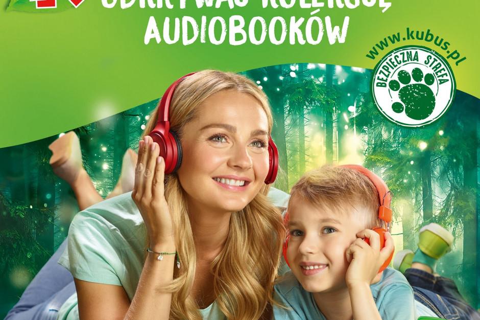 Małgorzata Socha ambasadorką kolekcji audiobooków Kubusia