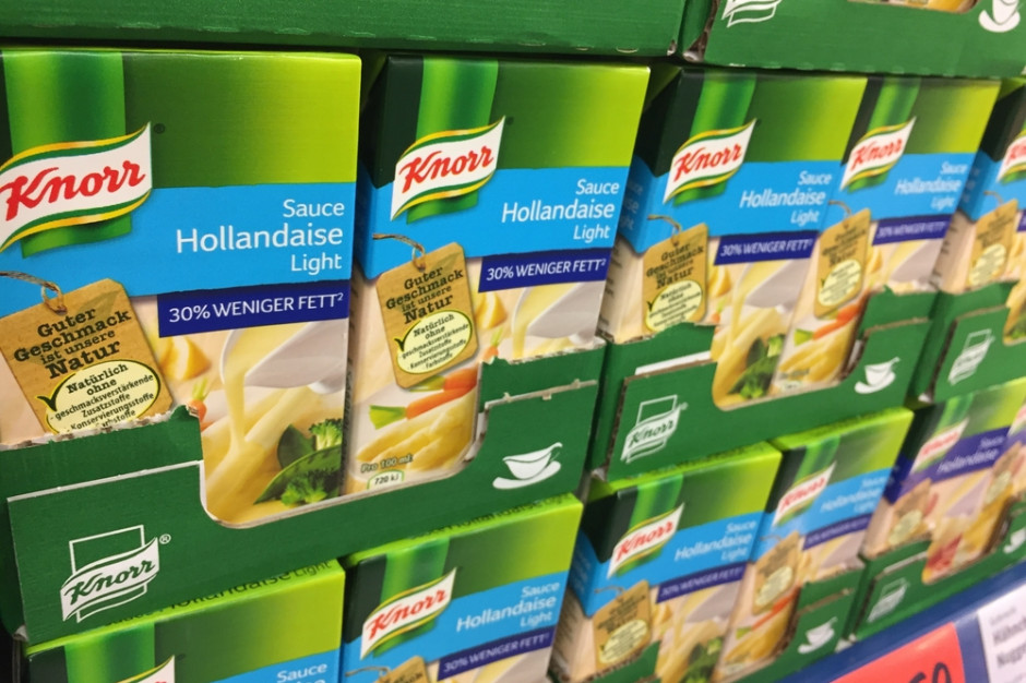 Produkty Unilevera powracają na półki Kauflanda