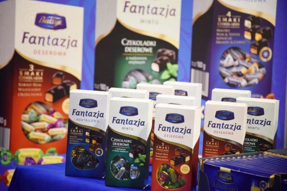 ZPC Bałtyk wprowadza na rynek nową linię czekoladek Fantazja