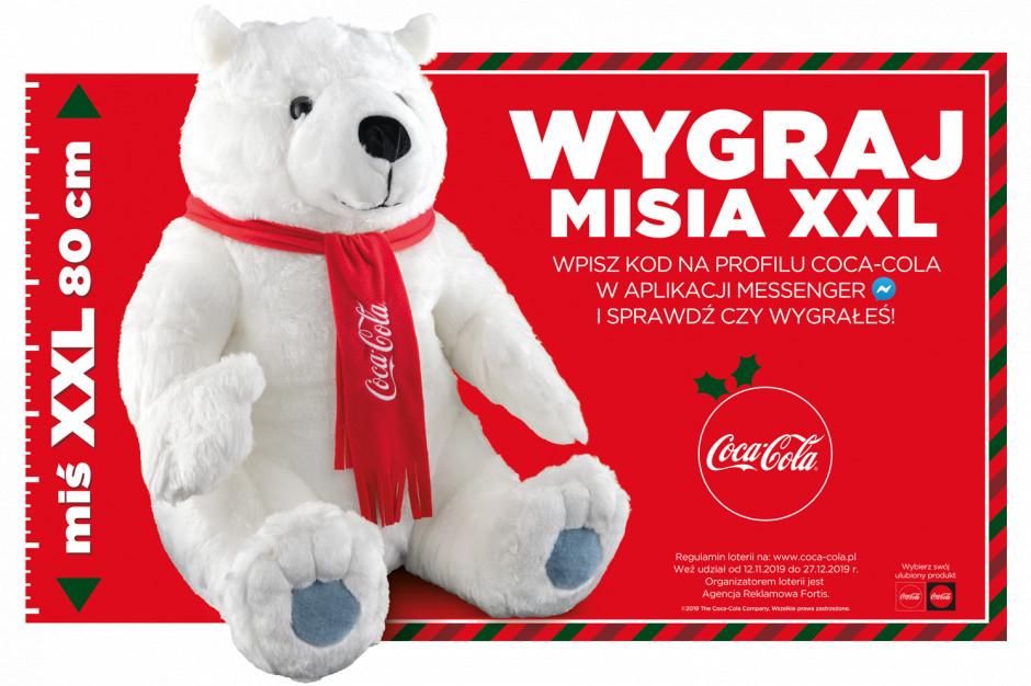 Coca-Cola startuje z kampanią świąteczną