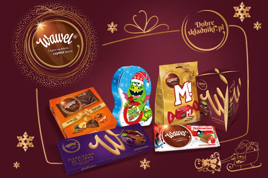 Wawel przygotował Ofertę Zimową słodyczy