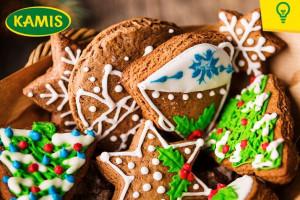 """Kamis inauguruje świąteczną kampanię """"Kamis. Dokładnie takie Święta""""."""