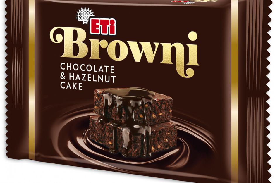 ETi wprowadza do Polski nową markę czekoladowych ciast Browni