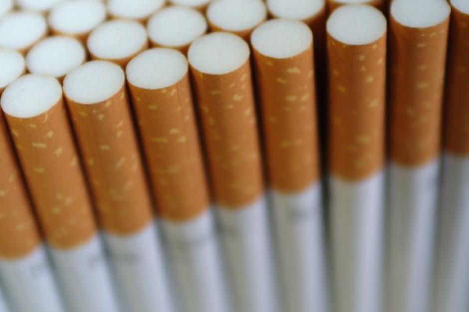 Policja zabezpieczyła tytoniową kontrabandę wartą ok. 500 tys. zł
