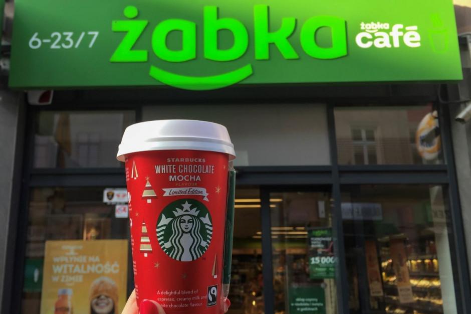 Żabka, Starbucks i Multikino ze wspólną ofertą