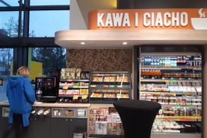 Zdjęcie numer 1 - galeria: Biedronka z nowym formatem sklepu w Warszawie (galeria zdjęć)