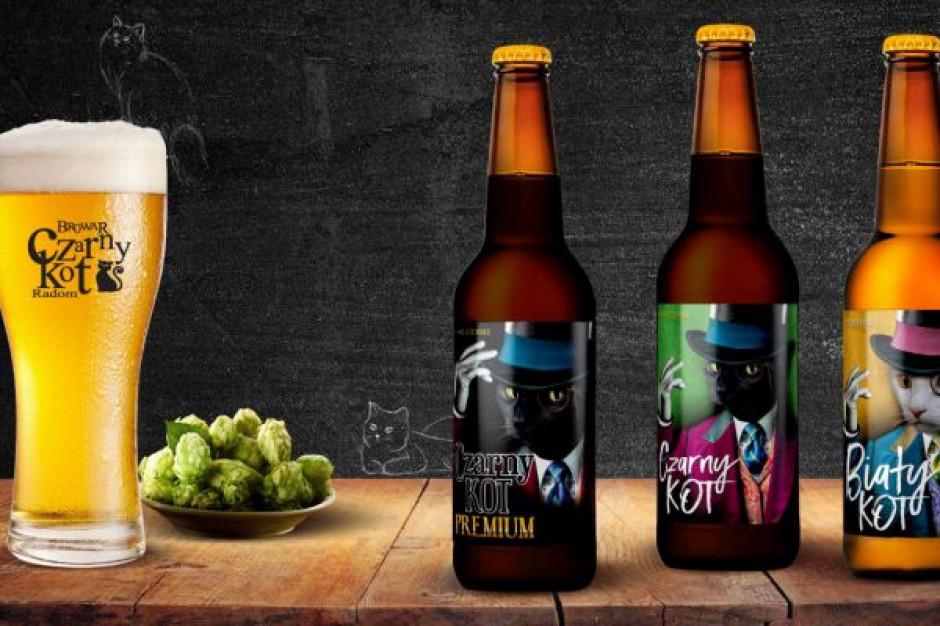 Browar Czarny Kot: piwa koncernowe nie mają nic wspólnego z piwami leżakowanymi