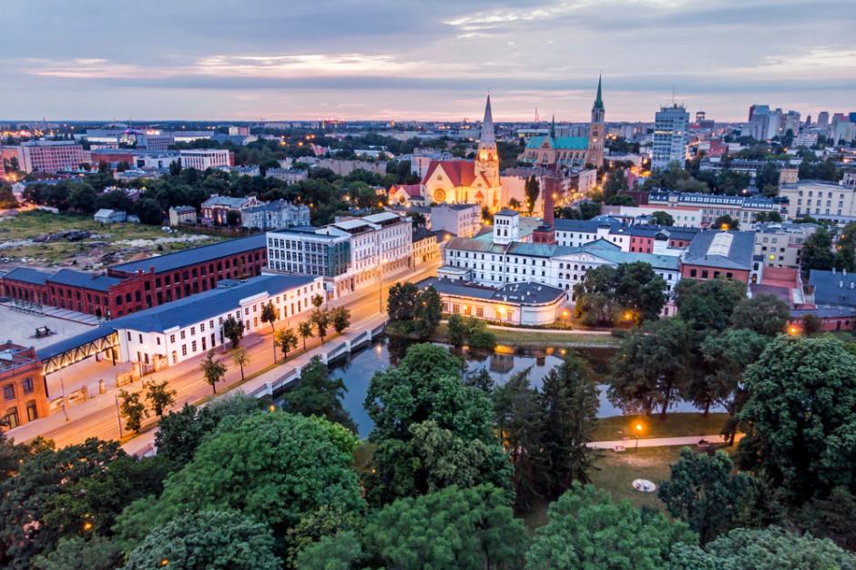 Łódź to jedno z głównych centrów outsourcingowych i logistycznych w Polsce