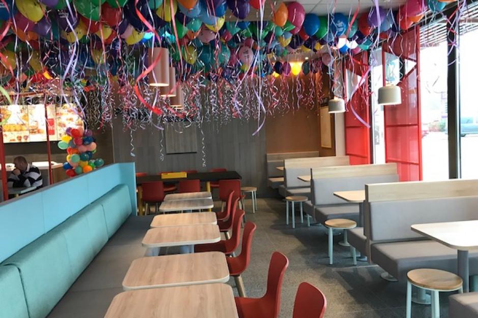McDonald's otworzył lokal w Górze Kalwarii