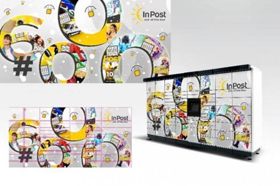 InPost ma już 6 tysięcy paczkomatów