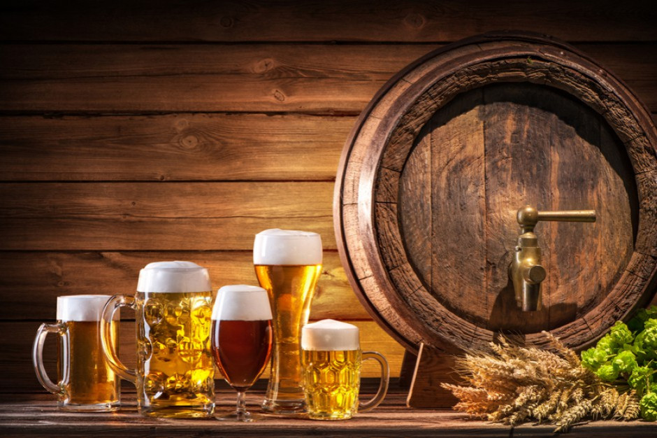 Spory spadek w produkcji piwa po 10 miesiącach 2019 roku