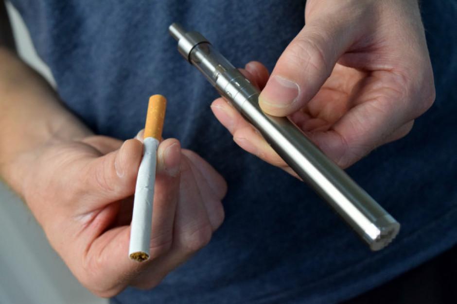 E-papieros może spowodować śmierć? Gorąca debata w USA