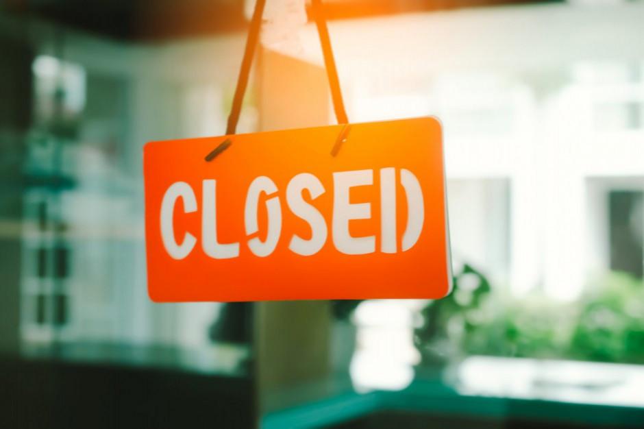W niedzielę 1 grudnia sklepy zamknięte
