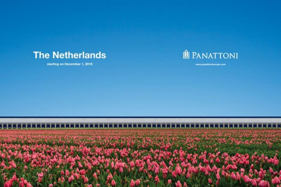 Panattoni wchodzi do Holandii
