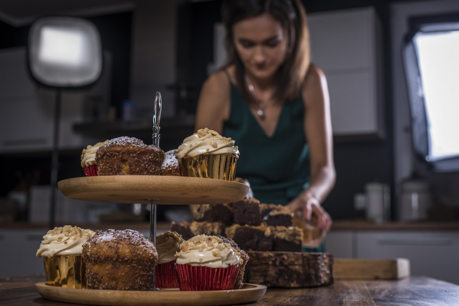 Ela Hurek: Miłość do pieczenia mam w genach