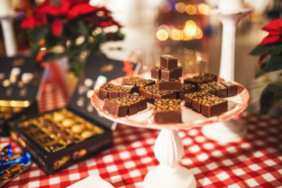 Święta to wymagający czas dla branży słodyczy