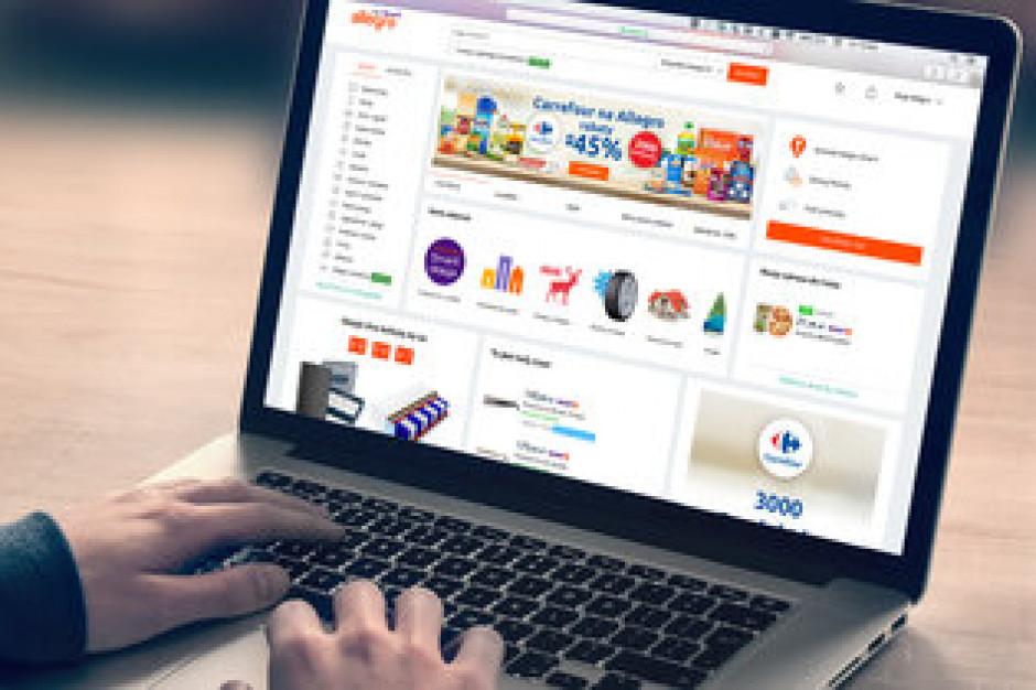 Carrefour nawiązał współpracę z Allegro