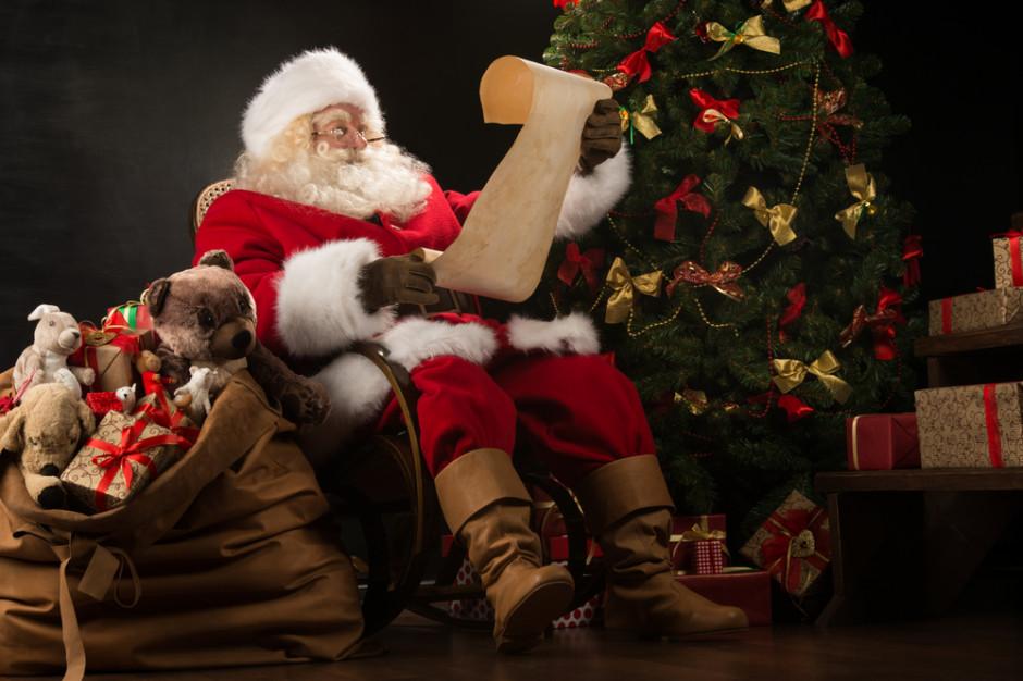 Przed świętami potrzebni pracownicy tymczasowi, Mikołaje, elfy i śnieżynki