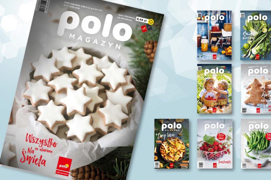 Polomarket sprzedał 7 numerów swojego magazynu w łącznym nakładzie ponad 500 tys. egz.