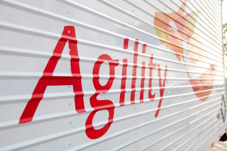 Agility w III kwartał zanotował wzrost zysku netto o ponad 8 proc.