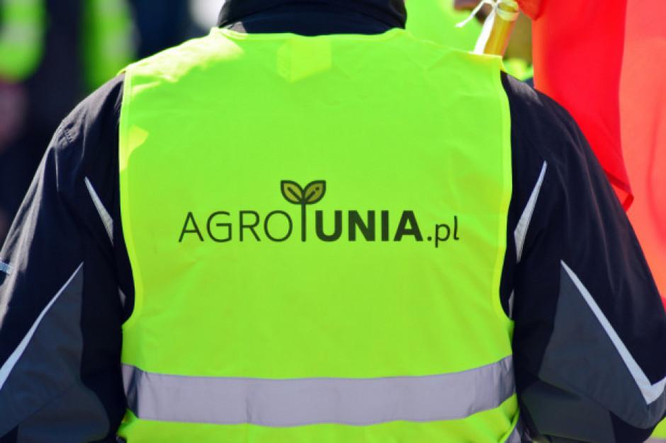 Warszawa: policja usunęła manifestujących rolników