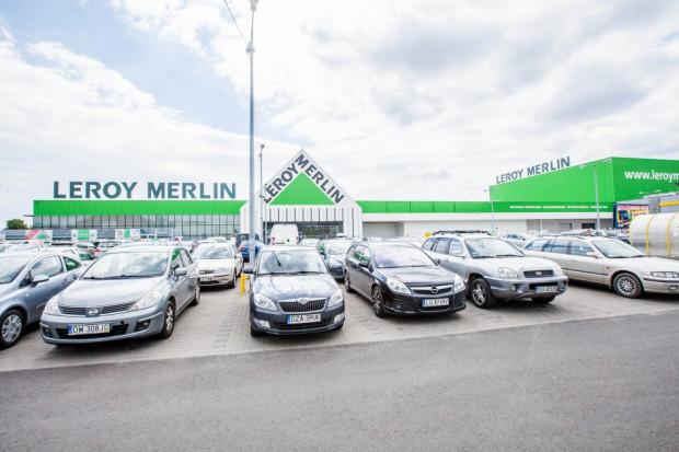Leroy Merlin kupuje 3 obiekty Tesco