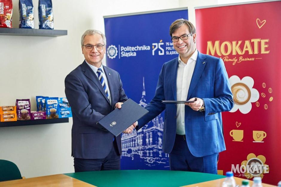 Grupa Mokate współpracuje z Politechniką Śląską