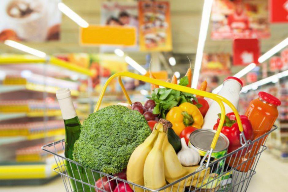 Ekspert: Inflacja nieco przyspieszyła. Żywność coraz droższa